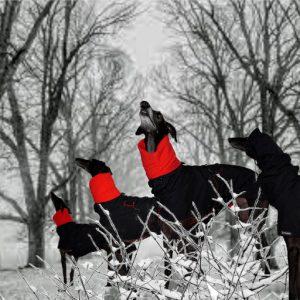 Klassische Wintermäntel mit Bauchlatz